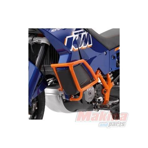 Ktm Crash 6001206810004 Ktm Lc8 950 990 Crashbars Orange
