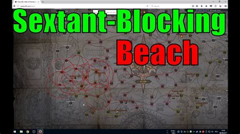 youtube sextant blocking 3 0 13 atlas guide sextant blocking beach path of