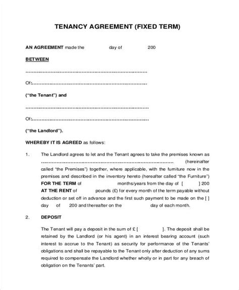 How To Write A Tenancy Agreement In Ghana With Sles Yen Com Gh Tenancy Agreement Template
