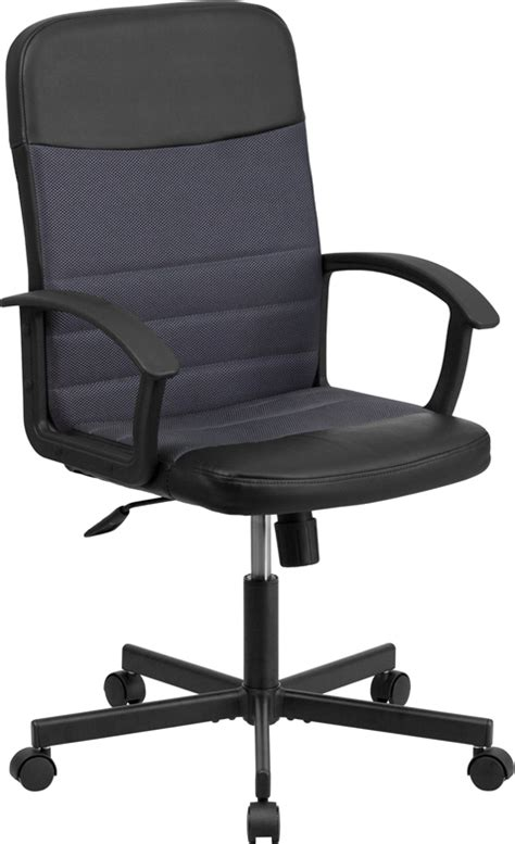 vinyl office chair mid back vinyl mesh executive chairs office furniture