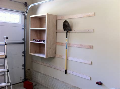 Chad S Workshop French Cleat Storage How To
