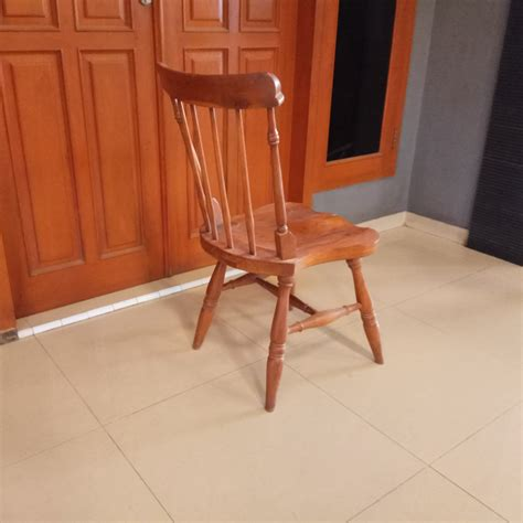 Kursi Cafe kursi cafe kayu queeny furniture