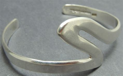 Silver Bracelets 930 s bracelet mexican silver 930 collectors weekly