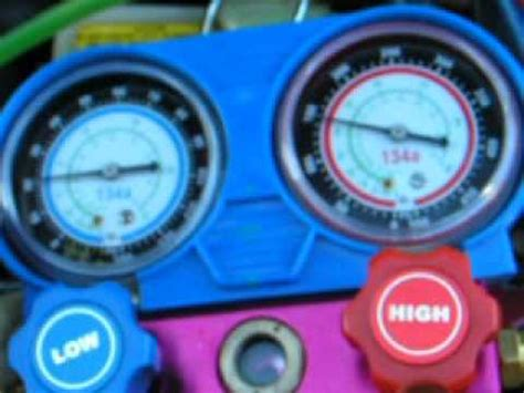 How To Read Ac Gauges