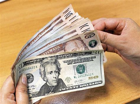 dolar en guatemala cambio dolar quetzal la economia de hoy depreciaci 243 n del quetzal se debe a estacionalidad