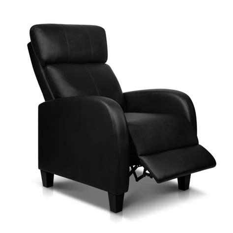 adjustable recliner homcom luxury heated massage sofa adjustable recliner