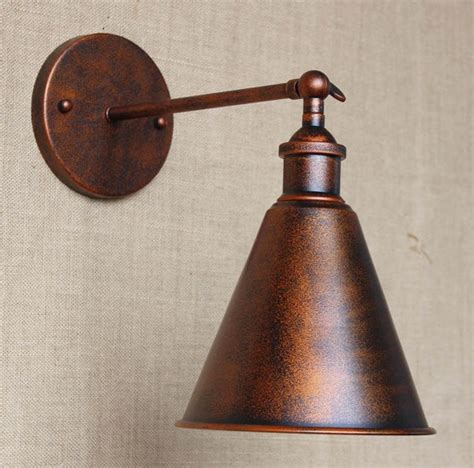 Industrial Wall Light Fixture Nordic Loft Style Led Wall Sconce Sconce Vintage Wall L Retro ୧ʕ ʔ୨ Industrial Industrial