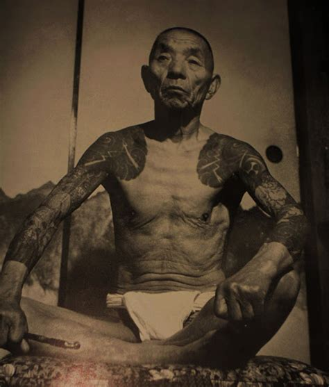 full body tattoo reddit japanese gangster vintage photos of yakuza with their