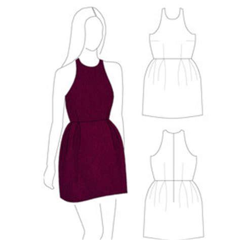 pattern drawing dress free free free pattern roundup