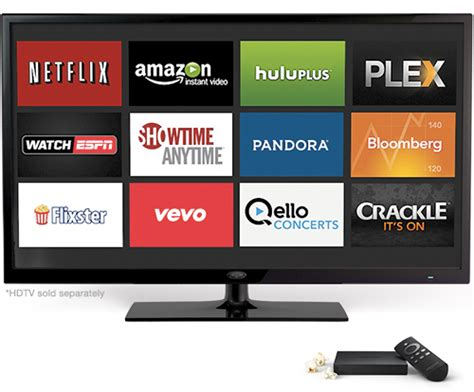 amazon tv amazon launches fire tv media streaming box with voice