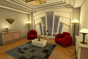 Livingroom Art Classic Art Deco Living Room By Liam Liberty