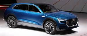 audi electric car push to put heat on tesla the american