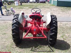 1952 8n ford tractor specs