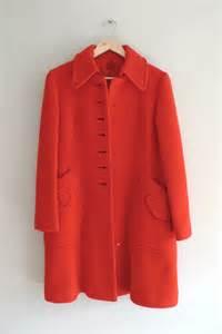 garderobe rot vintage buys 60s style coat yes i like that