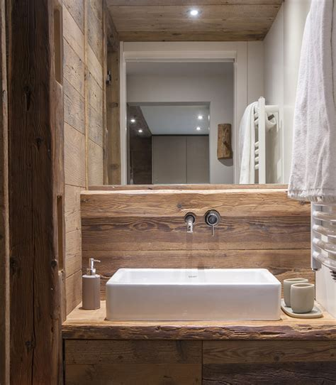 wooden bathroom rustic mountain chalet apartment your no 1 source of