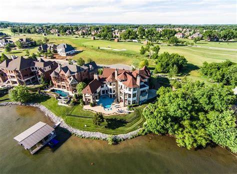 $3.499 Million Lakefront Mansion In Gallatin, TN   Homes
