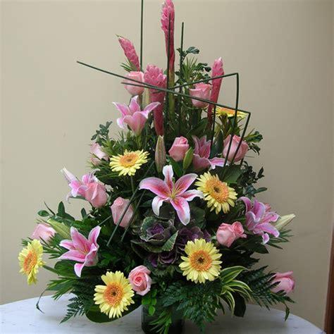 imagenes alegres grandes arreglos florales grandes alegre