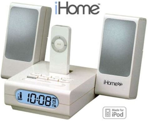 Ihome2go Truly Portable Ipod Nano Speaker by Ihome2go Ih18 Portable System For Your Ipod Shuffle