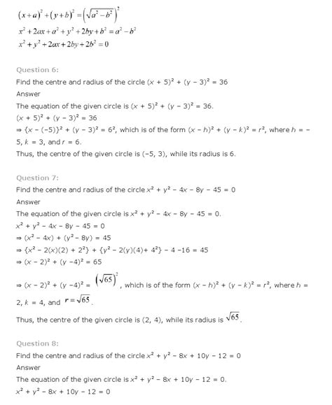 conic sections notes pdf maths formulas for class 7 cbse pdf ncert solutions for