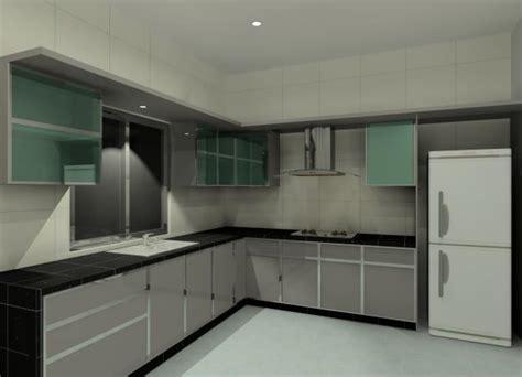 jenis layout dapur kabinet dapur murah