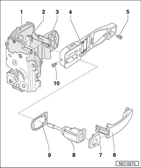 2010 vw new beetle door wiring harness imageresizertool volkswagen beetle door handle diagram volkswagen auto parts catalog and diagram