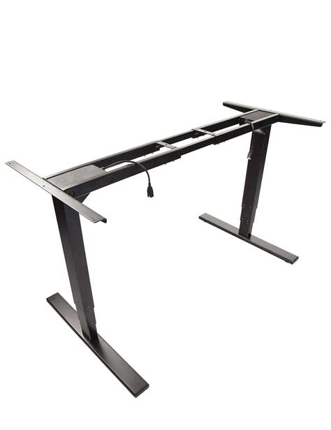 sit stand desk frame lj202 s3 sit stand desk frame hangzhou lihi eco tech co ltd