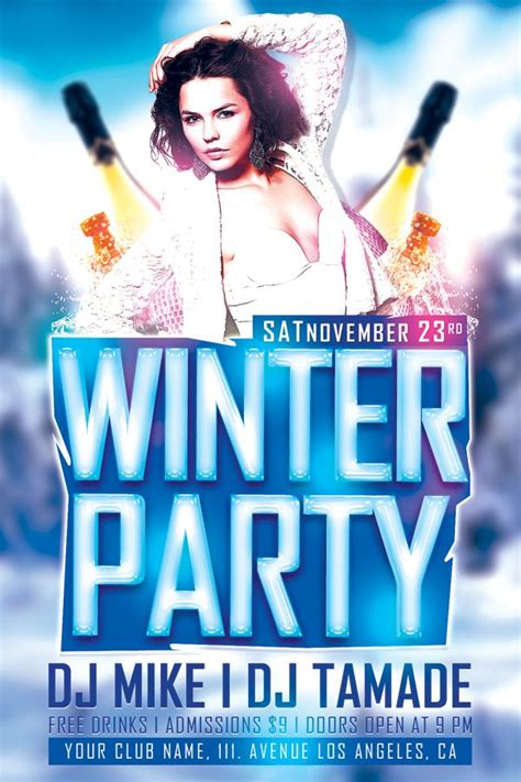 club flyers templates free 111 best images about club flyers on