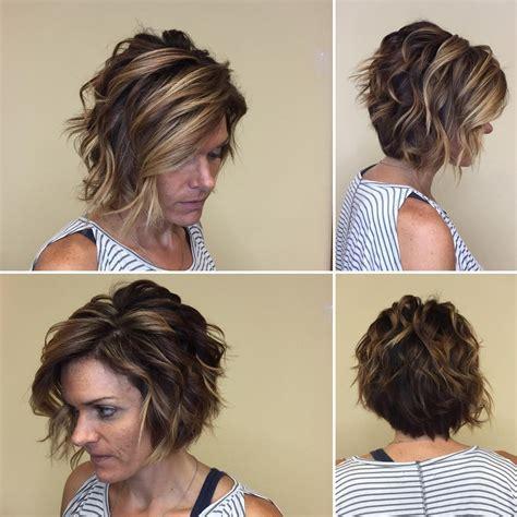 perm for asymmetrical hair cut asymmetrical haircut curly www pixshark com images