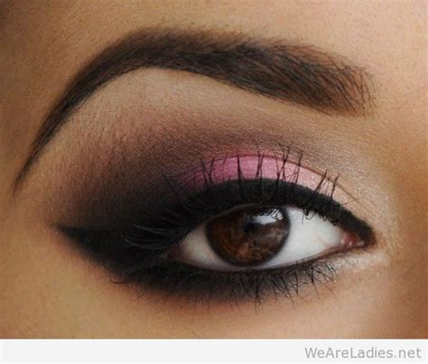 pink brown eyeshadow pink eye makeup for green brown and blue