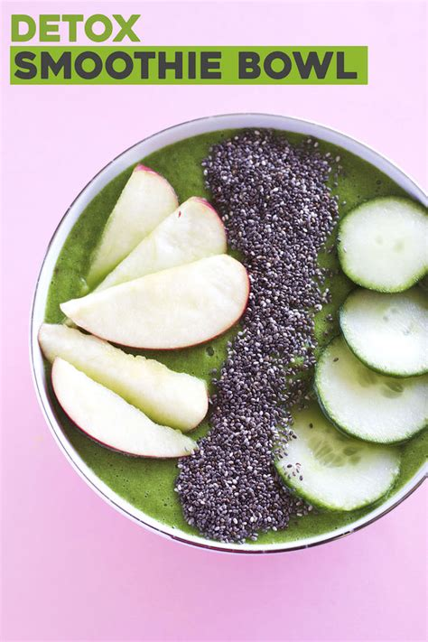 How Do Detox Roundup by Detox Smoothie Bowl The Ultimate Smoothie Bowl Roundup