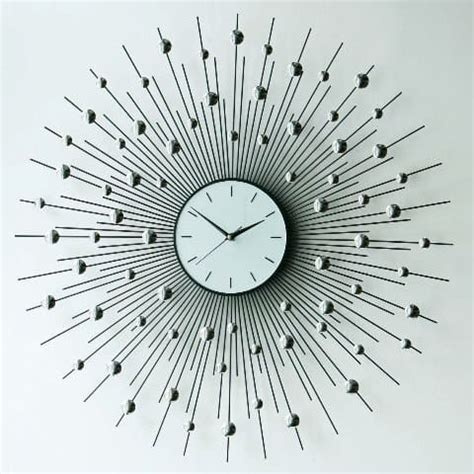 designer clock wall clock design that s never outdated
