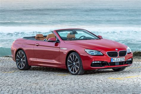 used bmw convertible used 2015 bmw 6 series convertible pricing for sale