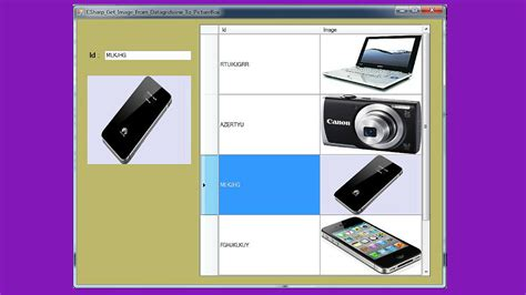 Vb Net Picturebox Image c how to get image from datagridview to picturebox in