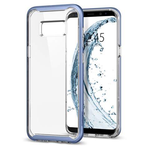 Spigen Neo Hybrid For Galaxy S8 Blue Coral Biru spigen sgp neo hybrid h 252 lle f 252 r samsung galaxy s8 plus blue coral blau samsung