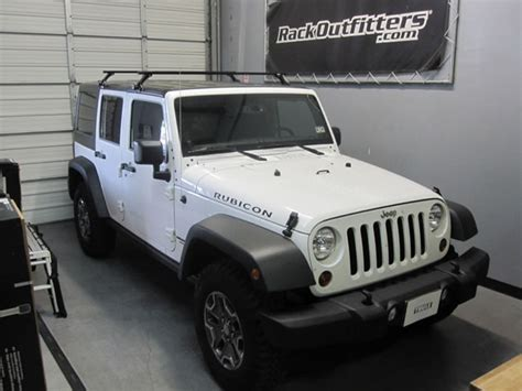 Roof Rack For Jeep Wrangler Unlimited Rack Outfitters 2013 Jeep Wrangler Unlimited With Thule