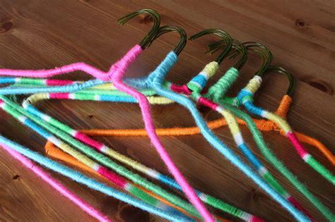 Diy Hangers - 22 ingenious diy projects featuring repurposed hangers