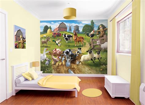 wall mural childrens bedroom farm wall mural wall murals ireland