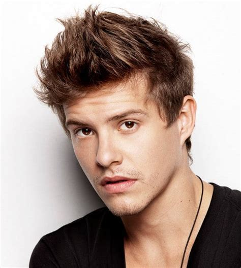 mens haircuts newcastle xavier samuel casual hairstyles cool men s hair