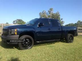 Chevrolet 2500 Duramax 2007 Chevy Silverado 2500 4x4 Duramax Diesel Fully Loaded