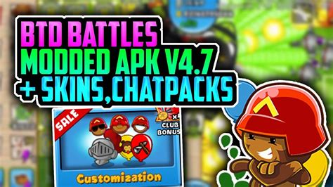 bloons td battles hacked apk bloons td battles hack v4 7 modded apk with skins chatpacks gold projectiles nov 2017