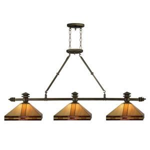 mission style kitchen lighting mission style island light would be perfect for our