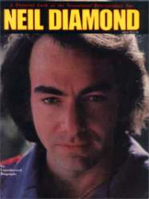 biography neil diamond books and magazines