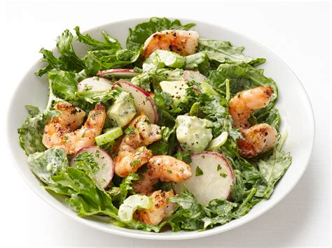salad recipes shrimp and avocado salad recipe dishmaps