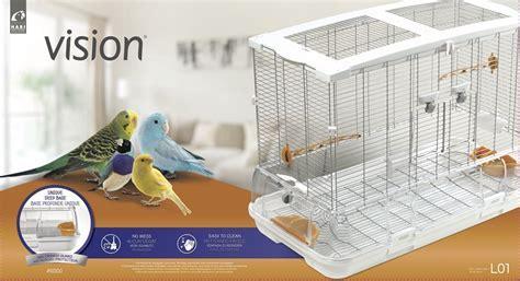 83310   Vision Bird Cage for large birds (L11) L74.9cm x