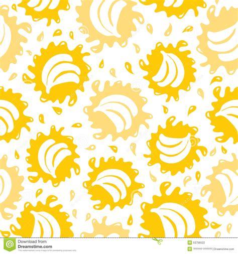 organic background pattern vector organic food background bananas seamless pattern stock