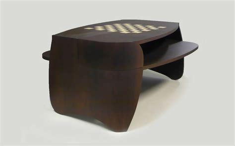 Table Basse échiquier by 201 B 233 Niste Cr 233 Ateur Fabricant De Mobilier Contemporain