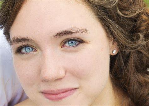 rarest hair and eye color rarest eye color in humans owlcation