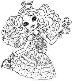 after high coloring book free printable after high coloring pages madeline