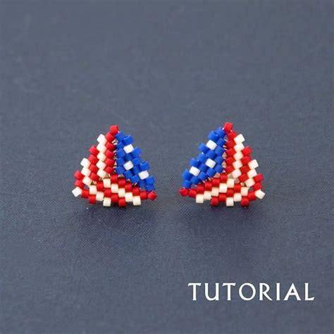 beadwork simple 24 best my tutorials images on bead jewelry