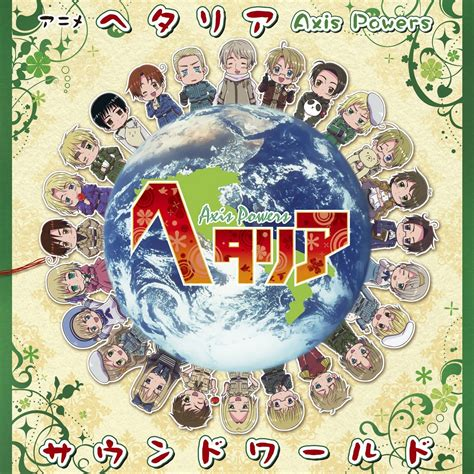 hetalia axis powers ani verse the anime portal